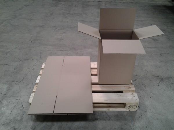 Faltkarton 390 x 250 x 590 mm W2