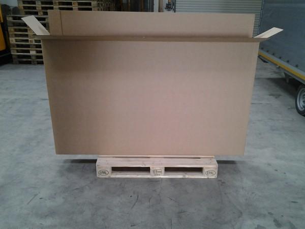 Faltkarton 1940 x 232 x 1150 mm W2