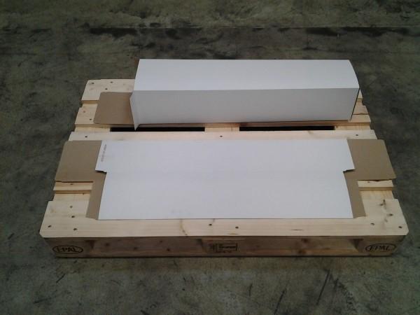 Faltkarton 185 x 160 x 840 mm W1