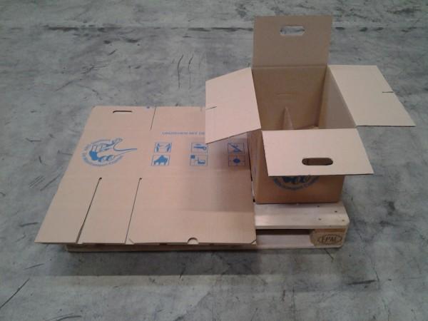 Faltkarton 510 x 350 x 370 mm W2
