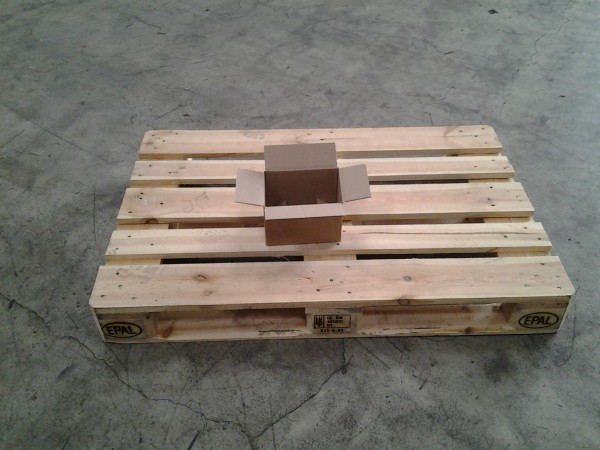 Faltkarton 200 x 140 x 140 mm W1