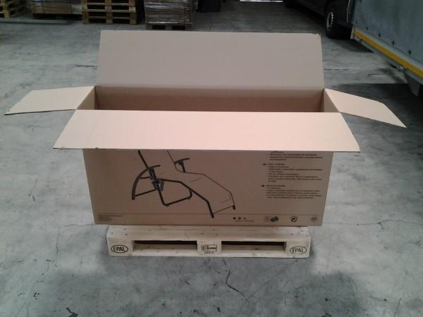 Faltkarton 1375 x 380 x 740 mm W2