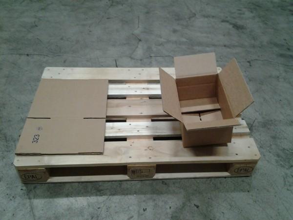 Faltkarton 350 x 230 x 160 mm W2