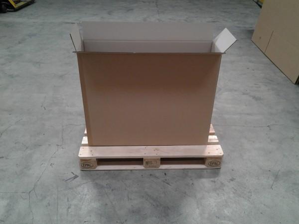 Faltkarton 1010 x 270 x 810 mm W2