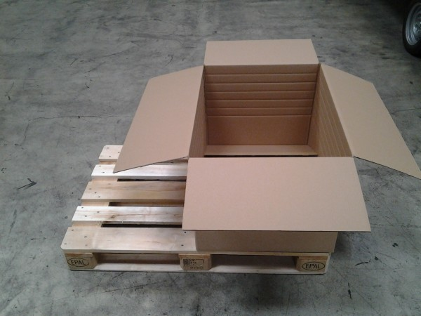 Faltkarton 785 x 585 x 500 W2