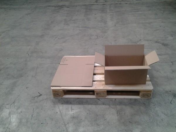 Faltkarton 470 x 240 x 240 mm W2