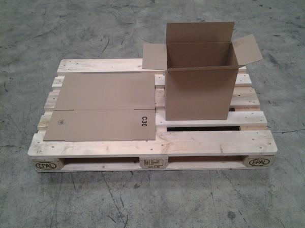 Faltkarton 320 x 220 x 330 mm W1
