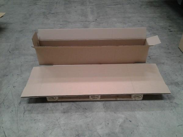 Faltkarton 1550 x 280 x 200 mm W2