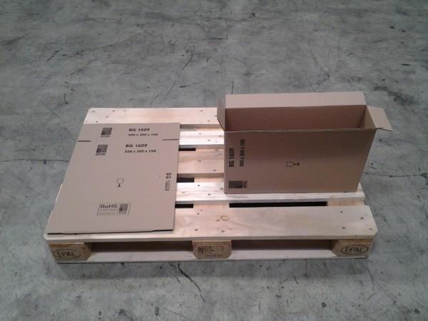 Faltkarton 510 x 130 x 310 mm W1