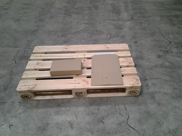 Faltkarton 270 x 185 x 20 mm W1