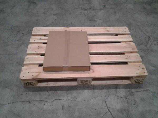 Faltkarton 524 x 427 x 55 mm W2