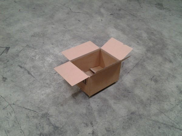 Faltkarton 254 x 203 x 152 mm W1