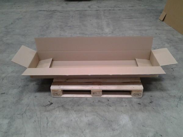Faltkarton 1780 x 450 x 170 mm W2