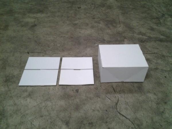 Faltkarton 310 x 255 x 150 mm P1