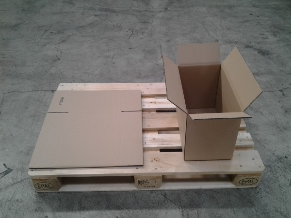 Faltkarton 410 x 240 x 315 mm W2