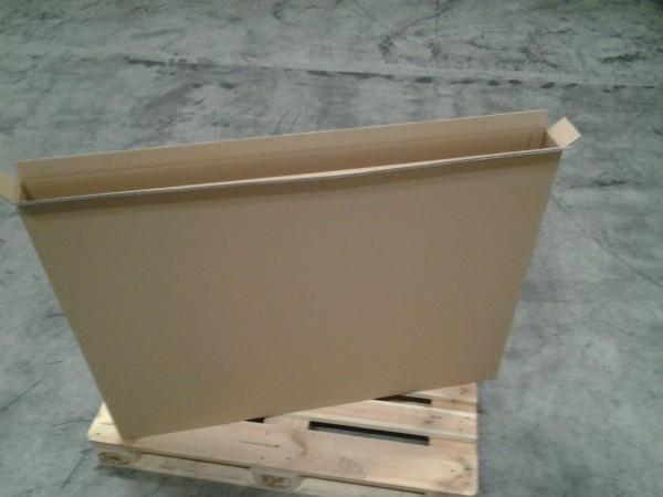 Faltkarton 1210 x 80 x 920 mm W2