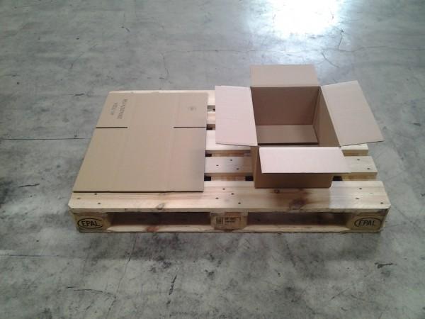 Faltkarton 390 x 287 x 198 mm W1