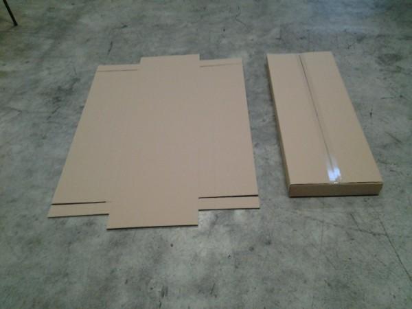 Faltkarton 1040 x 380 x 73 mm W2