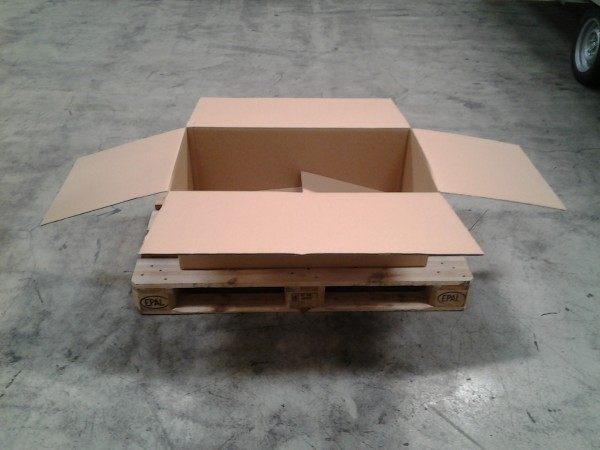 Faltkarton 880 x 460 x 300 mm W2