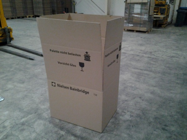 Faltkarton 780 x 580 x 1050 mm W2