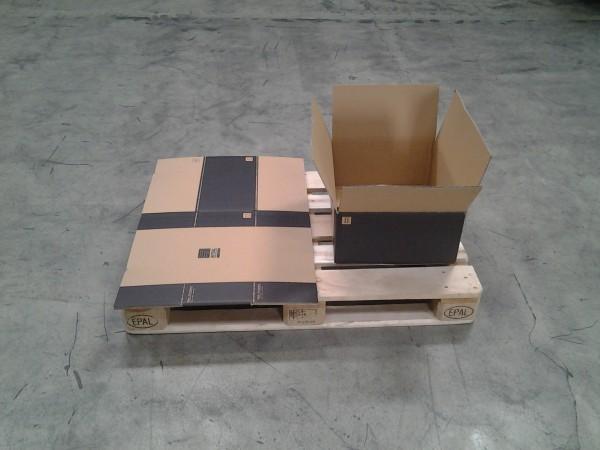 Faltkarton 505 x 410 x 205 mm W2