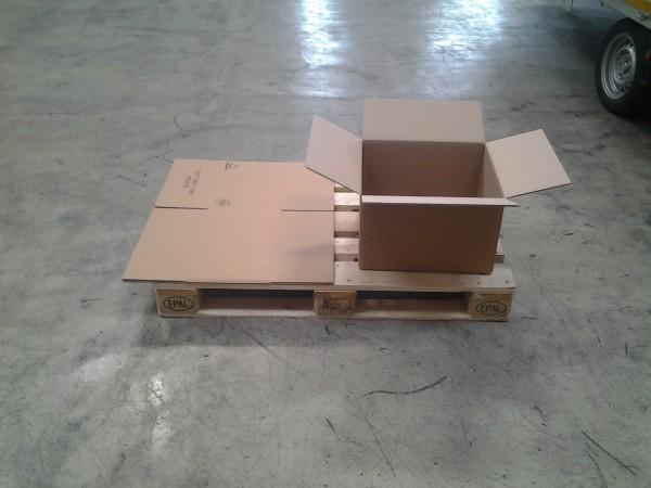 Faltkarton 440 x 395 x 270 mm W2
