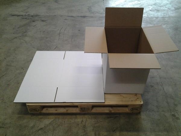 Faltkarton 510 x 410 x 515 mm W2