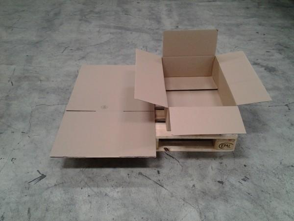Faltkarton 690 x 437 x 186 mm W1
