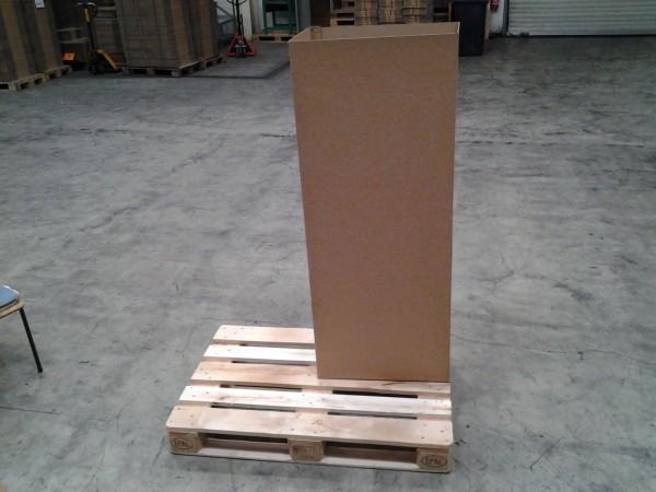 Faltkarton 600 x 400 x 1490 mm W2