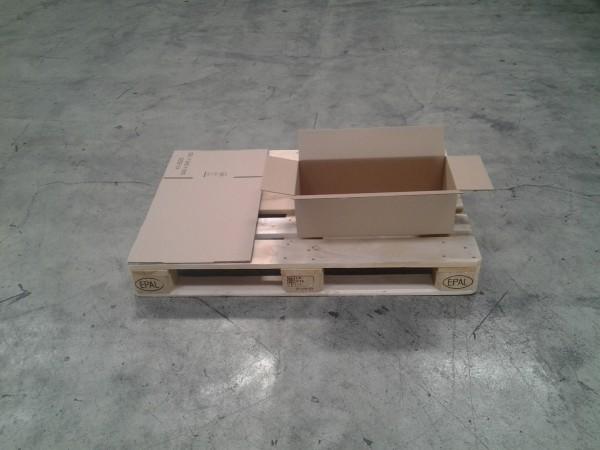 Faltkarton 540 x 240 x 165 mm W2