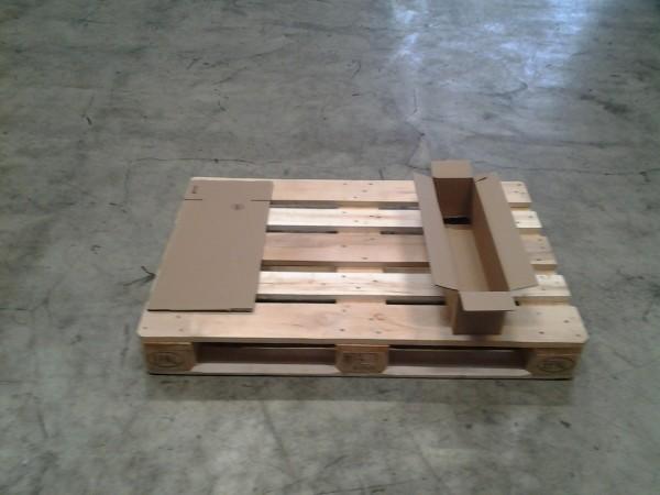 Faltkarton 530 x 120 x 150 mm W1