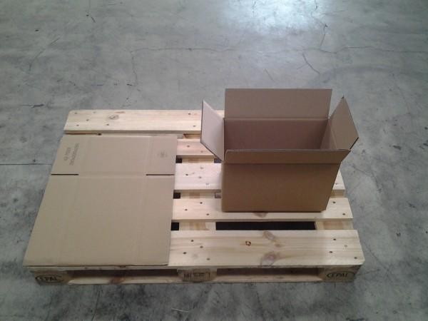 Faltkarton 390 x 220 x 255 mm W2