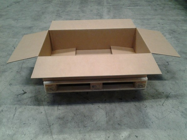 Faltkarton 1185 x 685 x 300 mm W2