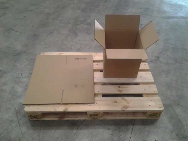 Faltkarton 330 x 285 x 352 mm W2