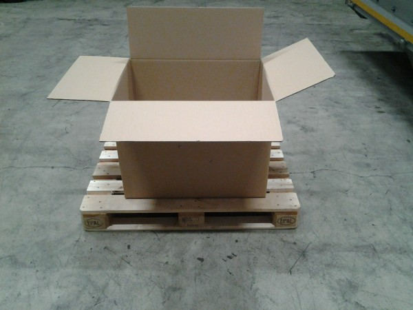 Faltkarton 785 x 585 x 570 mm W2