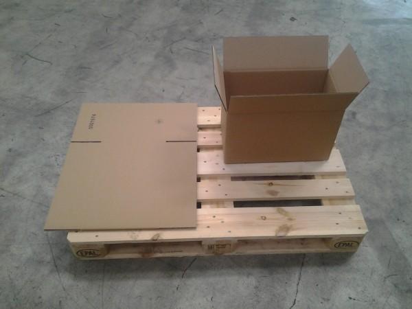 Faltkarton 480 x 286 x 290 mm W2