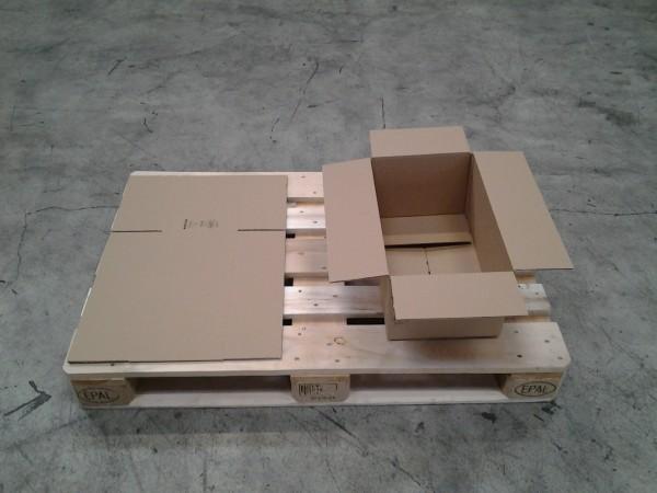 Faltkarton 460 x 270 x 210 mm W1