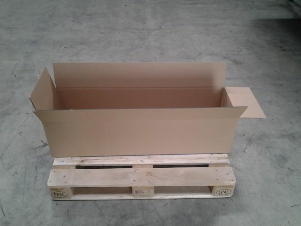 Faltkarton 1240 x 390 x 300 mm W2