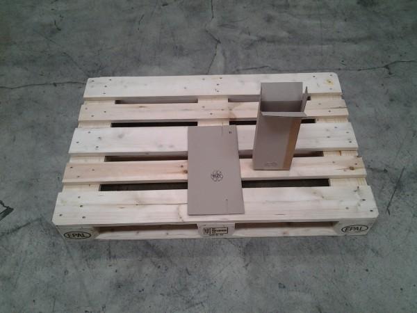 Faltkarton 145 x 55 x 300 mm W1