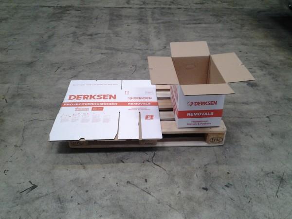 Faltkarton 485 x 320 x 360 mm W2