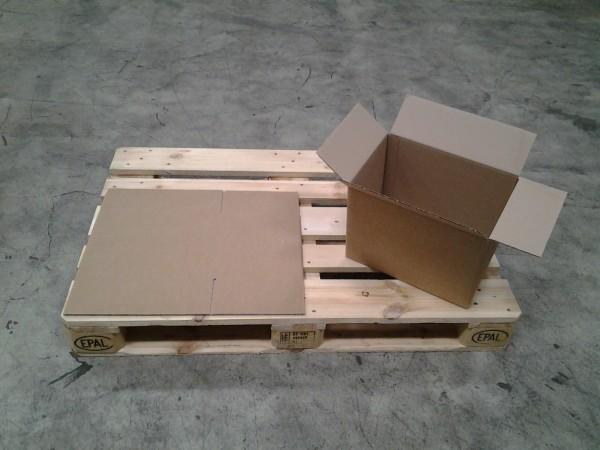 Faltkarton 370 x 240 x 280 mm W1
