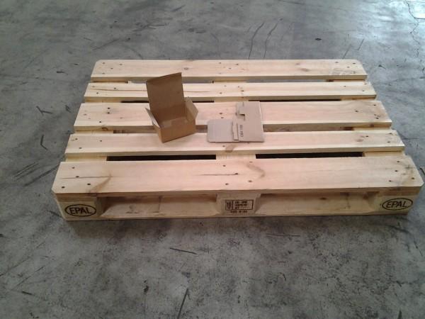 Faltkarton 130 x 110 x 60 mm W1