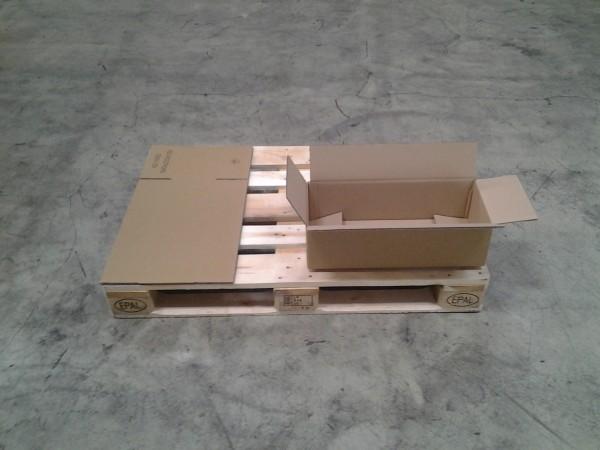 Faltkarton 540 x 233 x 150 mm W2