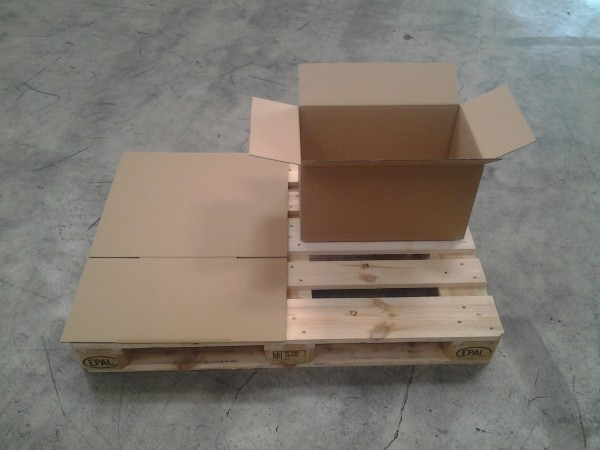 Faltkarton 515 x 300 x 290 mm W1