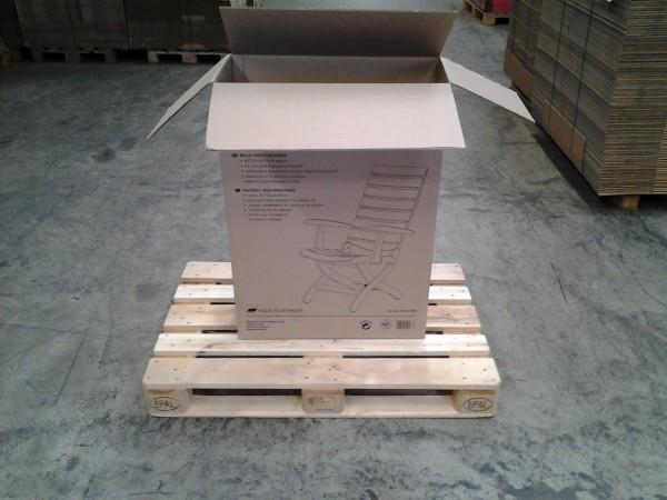 Faltkarton 680 x 280 x 940 mm W2