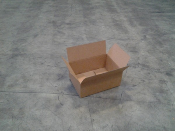 Faltkarton 388 x 280 x 160 mm W1
