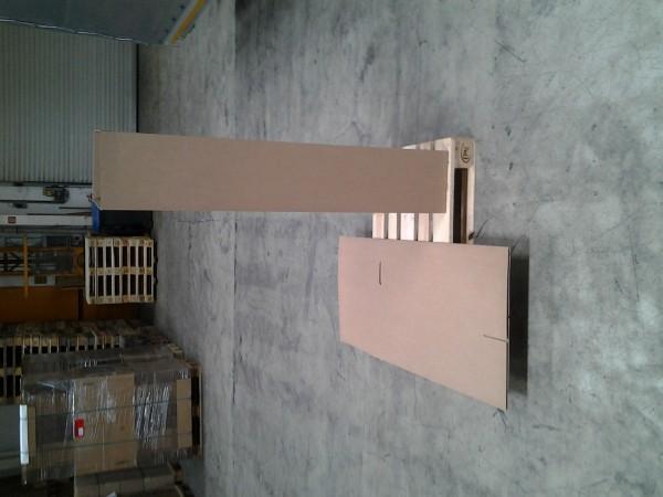 Faltkarton 395 x 295 x 1550 mm W1