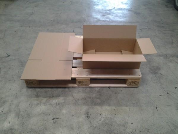 Faltkarton 580 x 290 x 180 mm W1