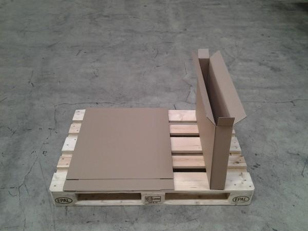 Faltkarton 730 x 75 x 470 mm W1