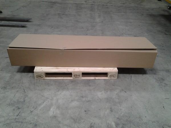 Faltkarton 2072 x 524 x 262 mm W2